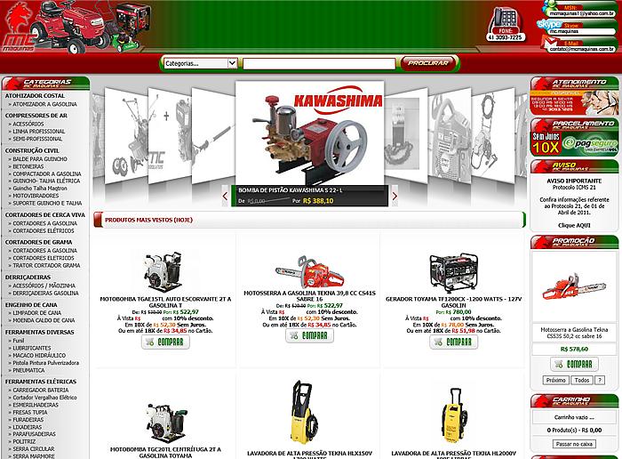 Criação de Loja Virtual em Curitiba - BETATEC d154402523